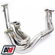 RCM Subaru Impreza Un-Equal Length Racing Stainless Steel Tubular Exhaust Headers